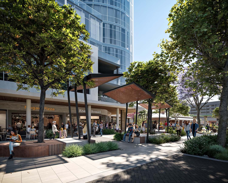 Commercial Landscape Architecture Perth
